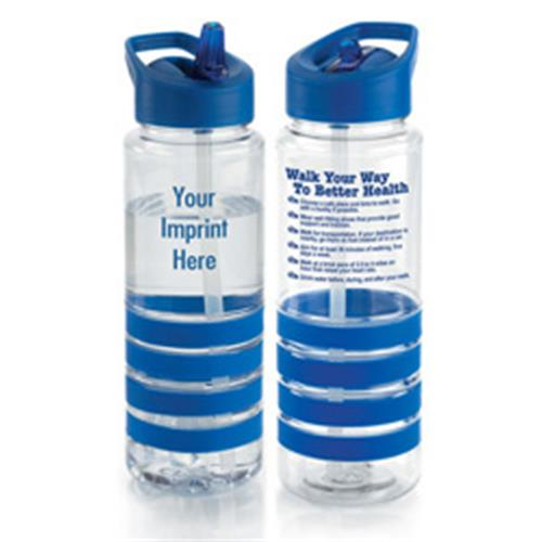 Tritan® Color Gripper Water Bottle